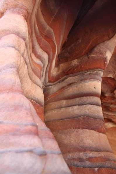 Walls of Petra