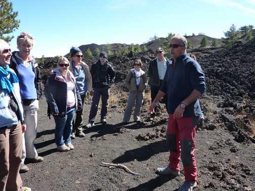Geology on Etna