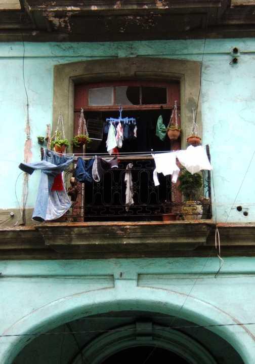 Havana washing