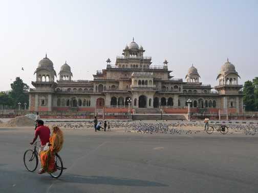 Albert Hall, Jaipur