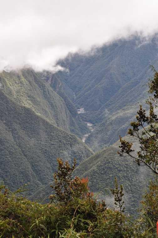 inca trail views 2