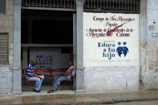 Gun museum, Havana