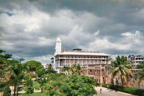 Zanzibar_House of Wonders and Fort