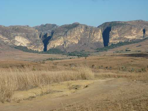 Isalo NP - les Canyons