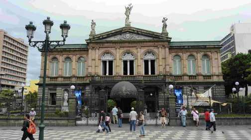 Teatro Nacional Theatre