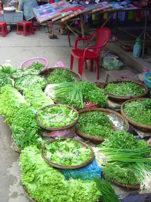 Market at Hoi An