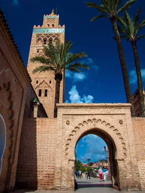Souqs of Marrakech - Silk route