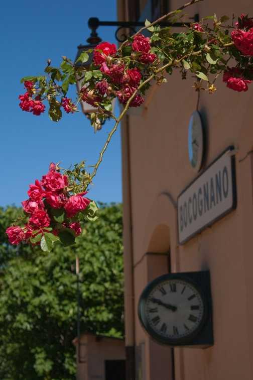 Bocognano Station