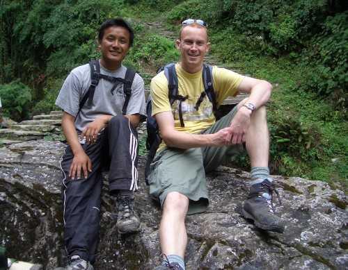 Kunjang and Andy