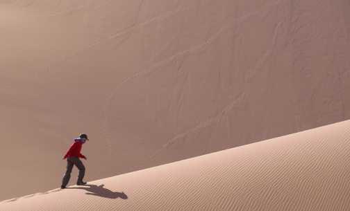 The Lone Explorer