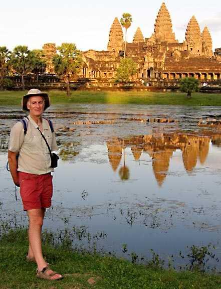 Amazing Angkor Wat in Cambodia