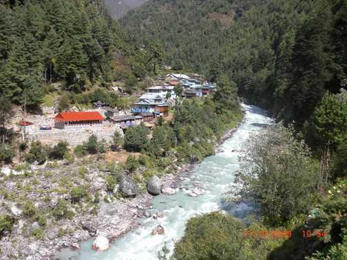 Jorsale in the Dodh Khusi valley