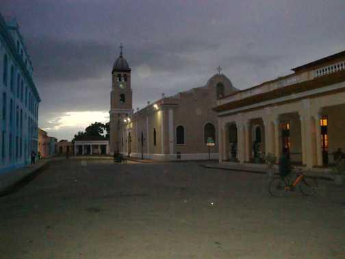EVENING IN BAYAMO