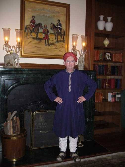 CRPK in Indian gear!