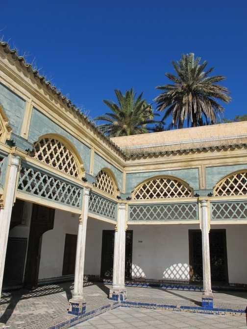Bahia Palace, Marakesh