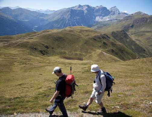 Hillwalking Tirol
