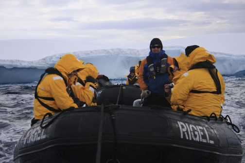AA breakdown recovery antarctic style