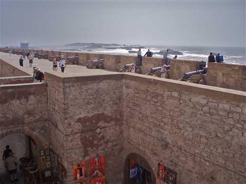 Cannons + Ramparts, Essaouira