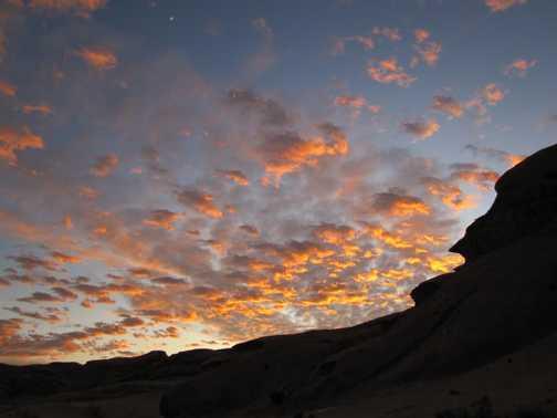 Sunset - Wadi Rum