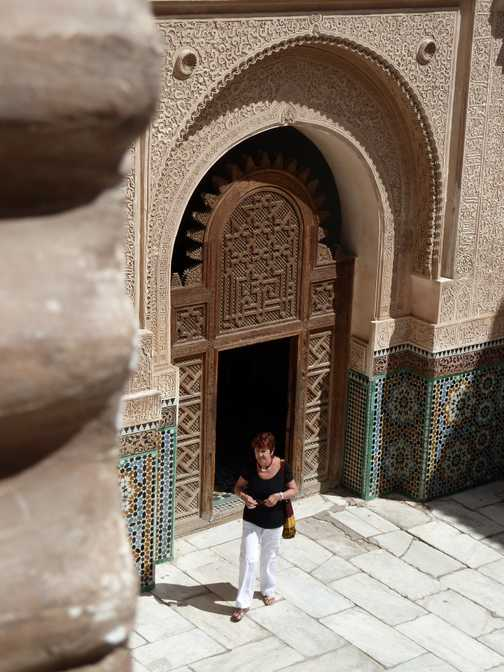 Ben Yousef madrasa