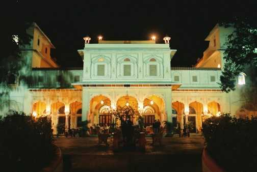 Jaipur City Palace