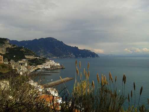 The beautiful Amalfi