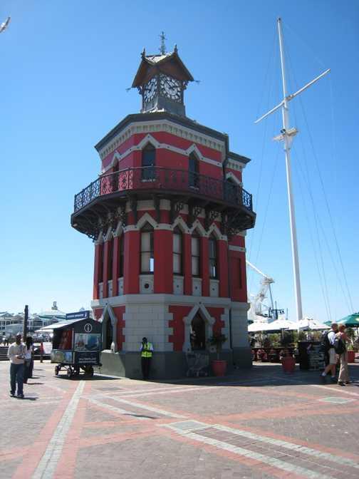 V&A Clocktower