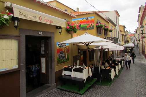 Old Town Funchal