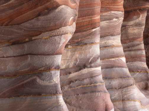 Colours of Petra