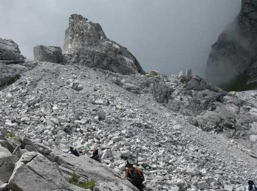 Focolaccia ridge