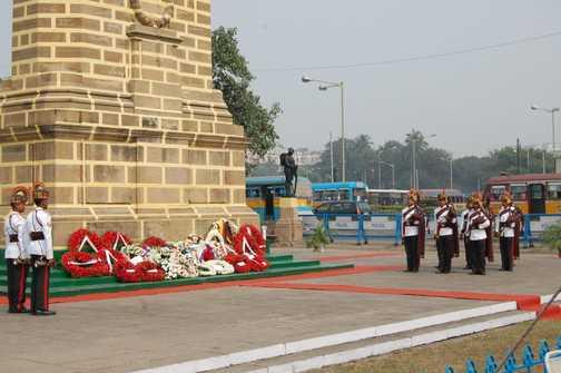 Remembrance Day, Kolkata