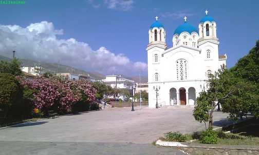 Day 2 Karystos church