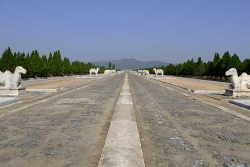 Qing Tomb