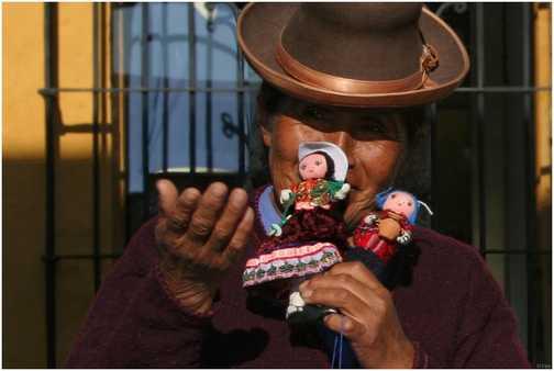 Want any dolls?