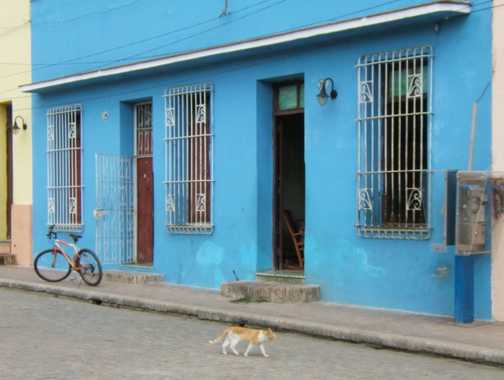 Camaguey street