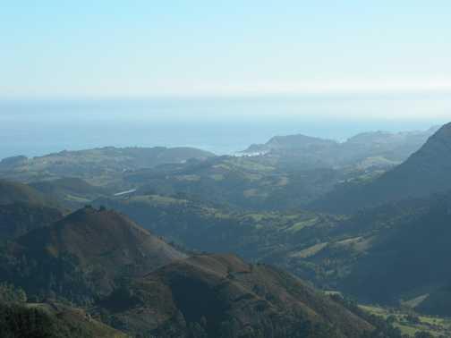 The Coast of Asturias