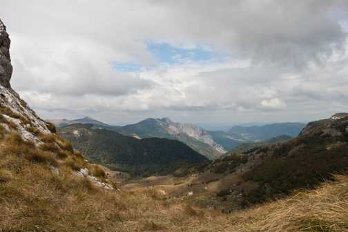 View Sutjeska National Park