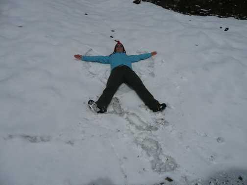 Snow Angel!!