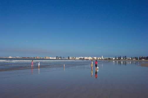 Essaouira and the big beach
