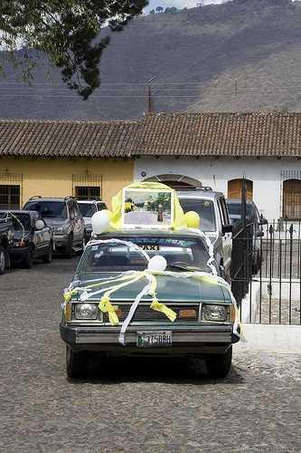 Catholic taxi