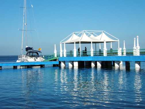 Cienfuegos jetty