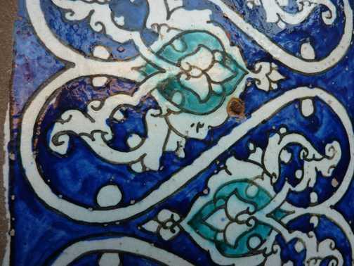 Khiva tile