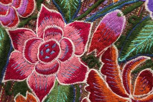 Embroidery - San Juan Chamula