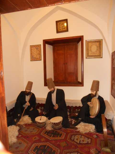 Rumi Museum Konya