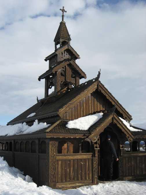 Oset Church