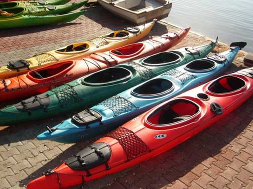 Kayaks Kekova