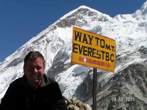 This way to Everest Base Camp