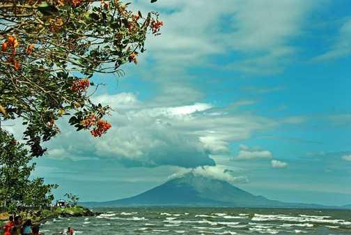 Volcano Concepcion Ometepe