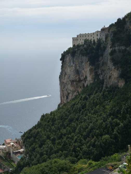 Convent near Amalfi