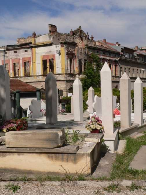 Mostar Graveyard
